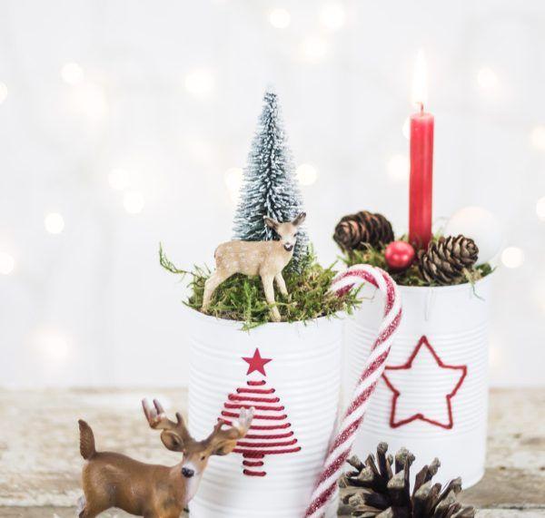Sparkling Christmas ☆☆☆ 15 großartige DIY-Ideen für Weihnachten! • Titatoni