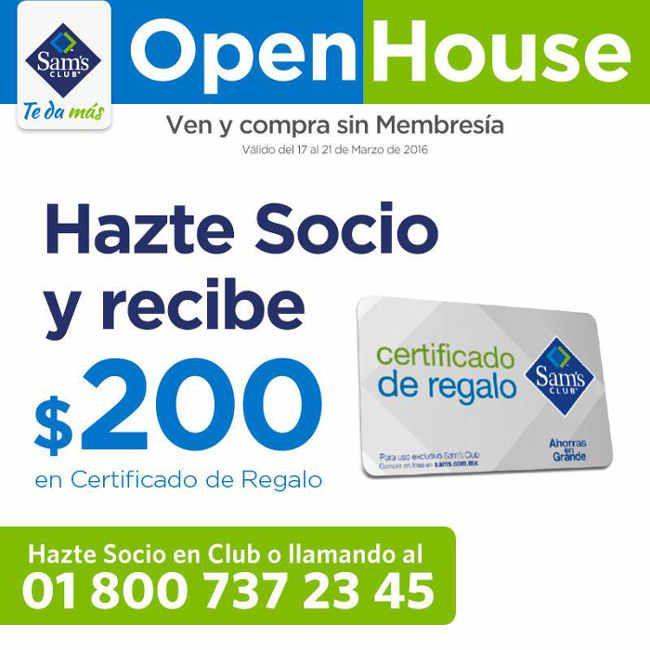Sam s Club catálogo de ofertas Open House 21 De Marzo aee09b7f7cc6f