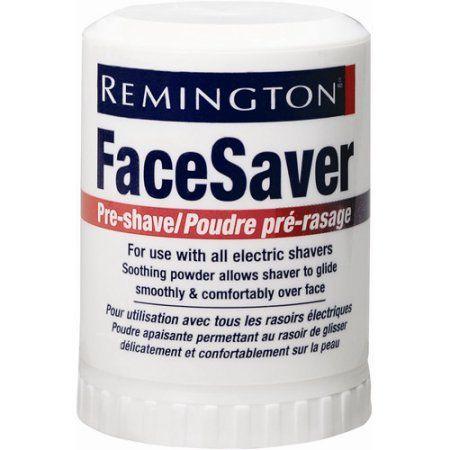 Remington Sp 5 Face Saver Pre Shave Powder Stick White Products