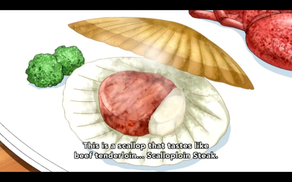 Burning Lizard Studios Anime Reviews Toriko Episode 96