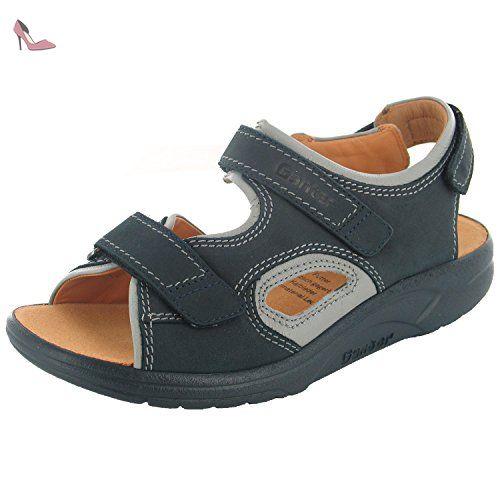 Ganter Eric Weite F 4-259131, Chaussures montantes homme - Marron-TR-H2-154, 44.5 EU
