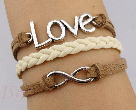 pulsera amor infinito