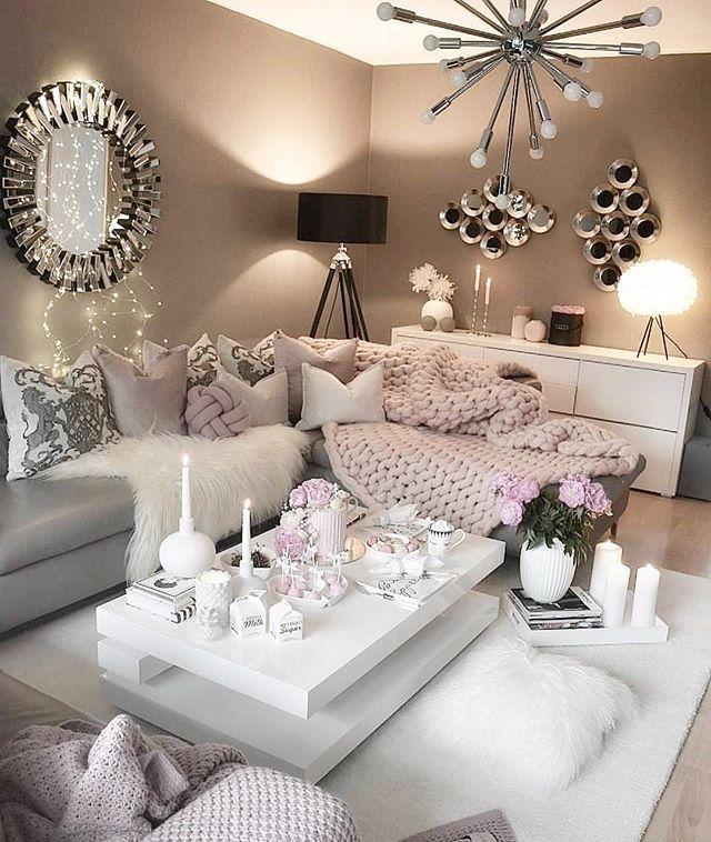 27 Ideas Inspiradoras Para Decoracion De Salas Modernas 2019 Decoracion De Salas Decoracion De Salas Modernas Decoracion De Sala De Tv