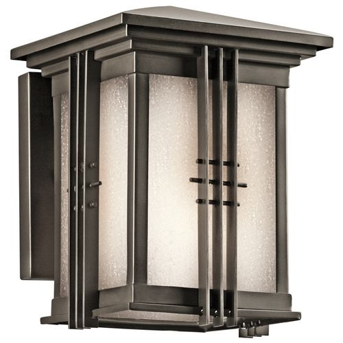 Kichler Lighting Kichler Outdoor Wall Light in Bronze Finish | 49157OZ | Destination Lighting