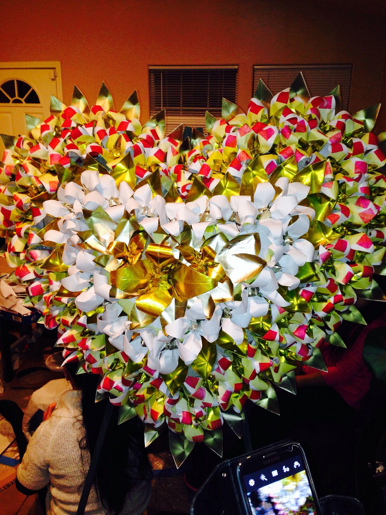 Heart Design Joss Paper Offering For Grandmas Funeral Joss Paper