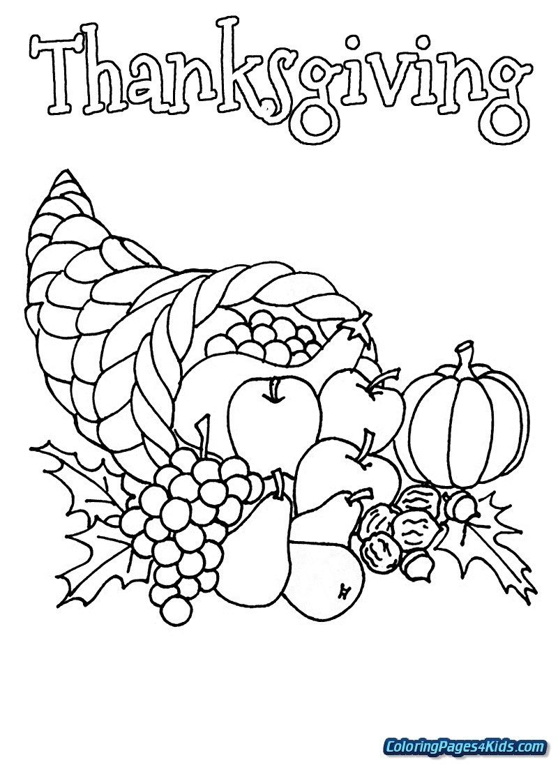 25 Creative Image Of Cornucopia Coloring Pages Davemelillo Com Thanksgiving Coloring Pages Thanksgiving Cornucopia Coloring Pages