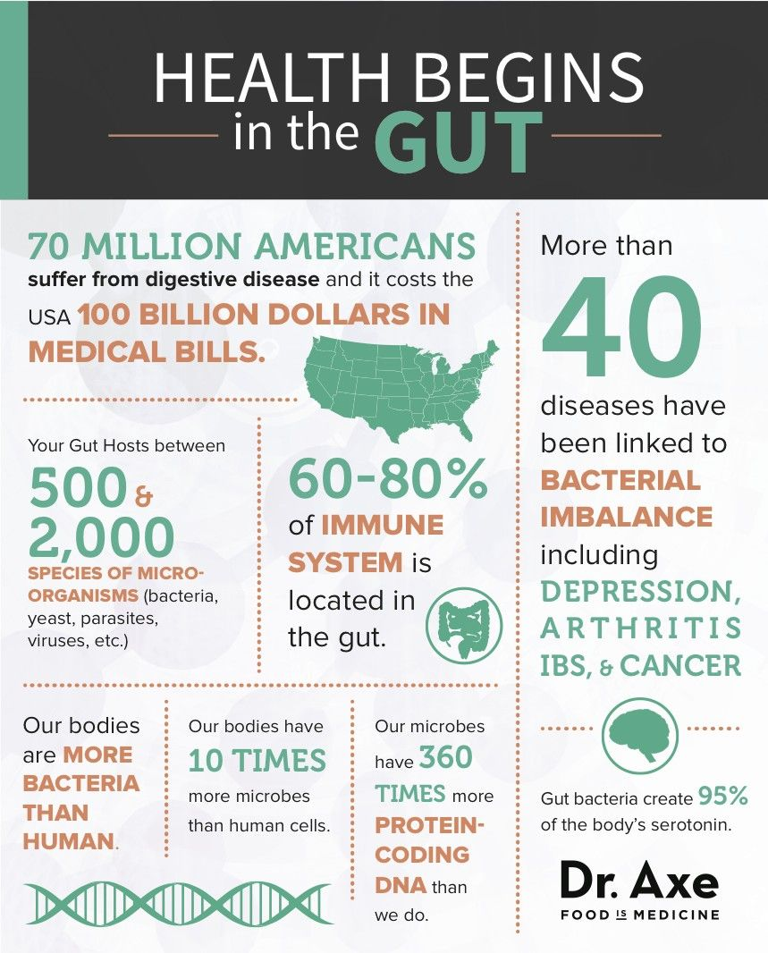 Health Begins in the Gut