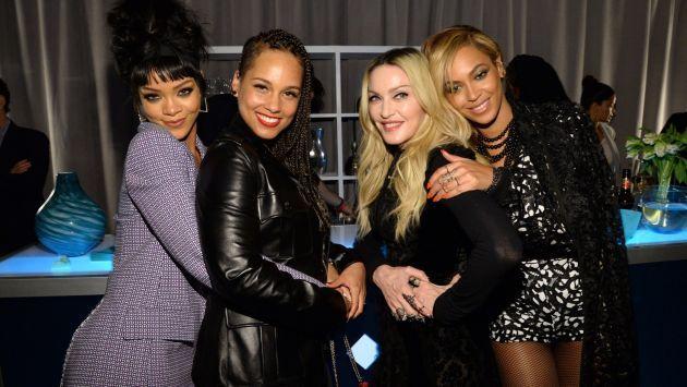 Madonna, Rihanna y Beyoncé le declaran la guerra a Spotify con Tidal