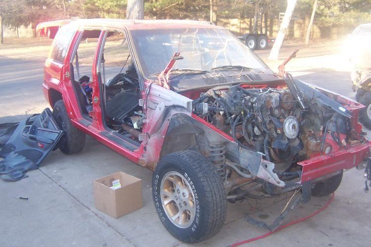 1996 jeep parts