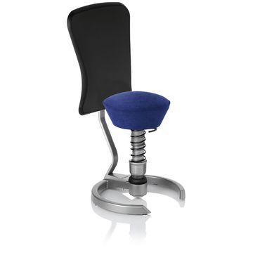 Ma Chaise De Bureau Ergonomique Et Dynamique Bleue Swopper Classic Swop06temtsmlldytb10 Office Chair Furniture Design