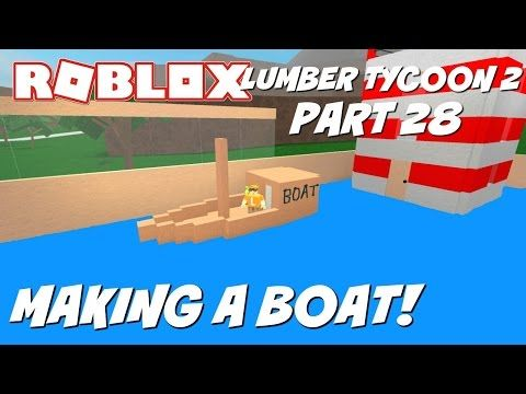 how to build a boat in roblox