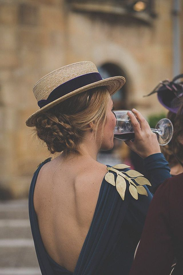 invitada boda blog broche laton araña | bodas | Pinterest | Latón ...