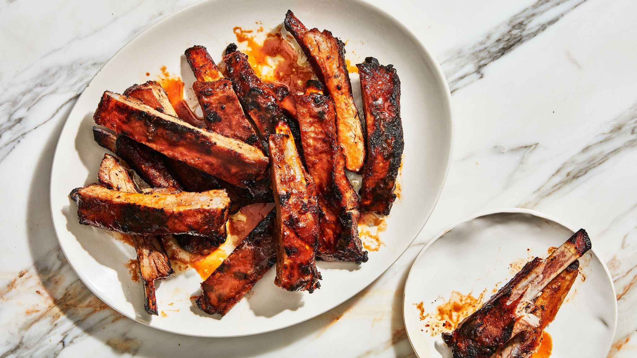 braised country style beef ribs recipe