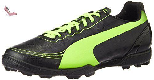 Puma Evospeed 5 2 Tt, Chaussures de football homme, Noir (01