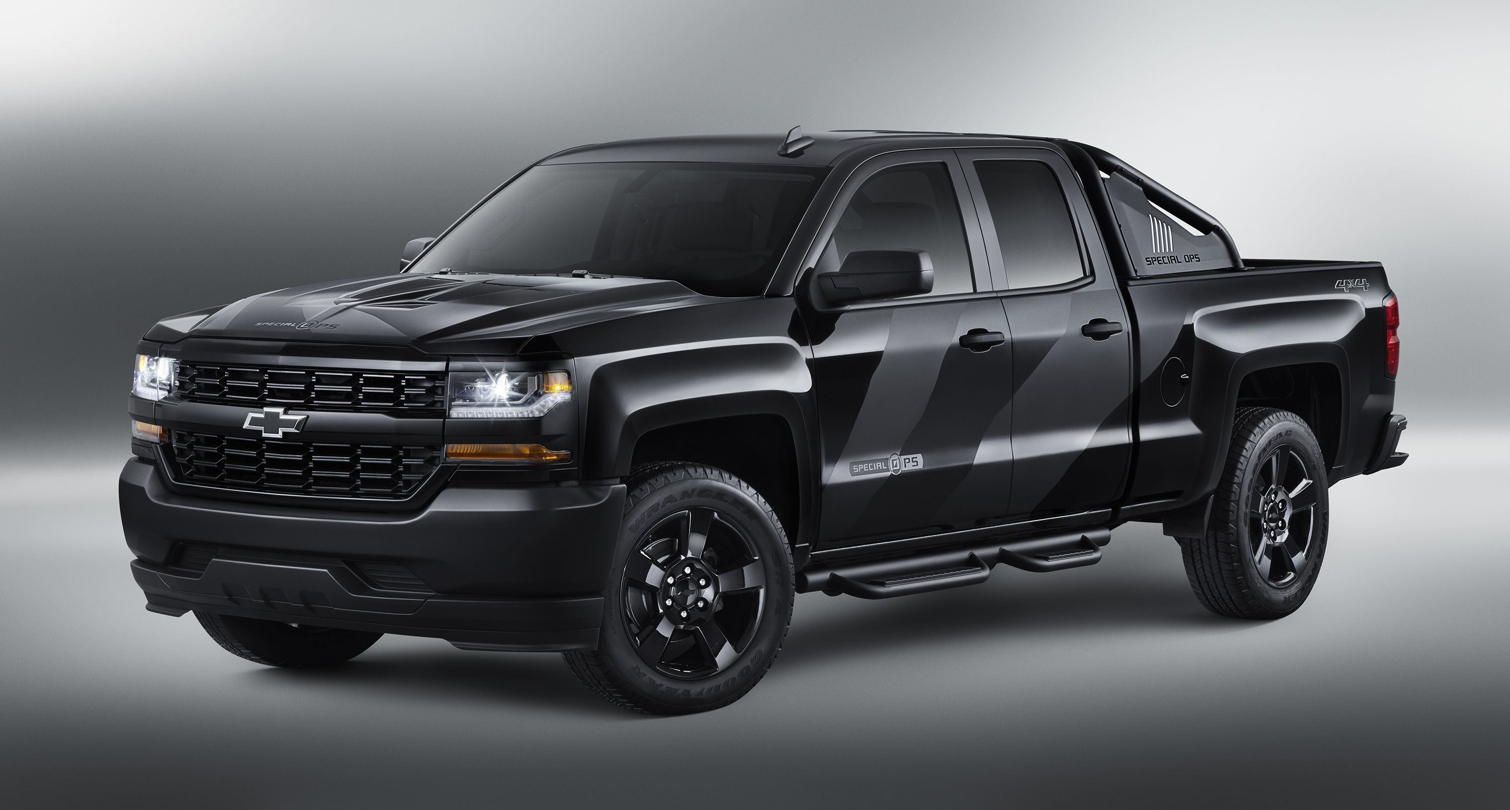Silverado Special Ops Price >> Chevy Silverado High Desert | A Bowtie Occasion | Pinterest | Chevrolet, Chevy and Trucks
