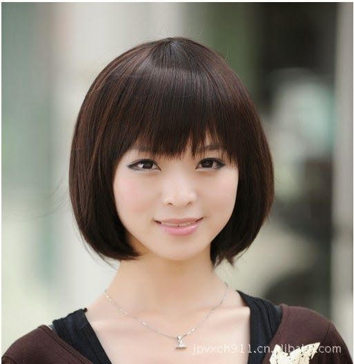 Best Bob Hairstyle In Chinese New Year 2014 Bob Hairstyles Chinese Bob Hairstyles Short Hair Styles