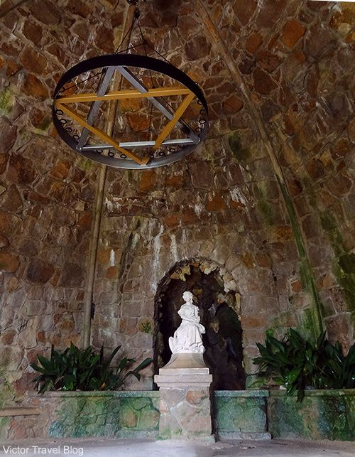 Leda's Cave in the garden of Quinta da Regaleira. Sintra, Portugal. Enjoy Portugal www.enjoyportugal.eu