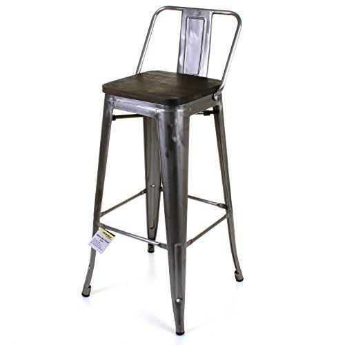 marko furniture milan metal breakfast bar stool seat chai