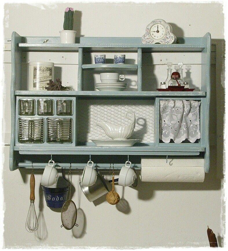 Vintage, aus der Holzwerkstatt von Ansolece Vintage, Shabby chic - vintage möbel küche