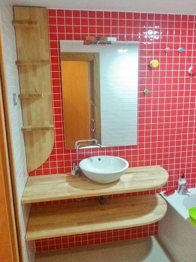 Reforma low cost del baño | Muebles de baño, Muebles ...