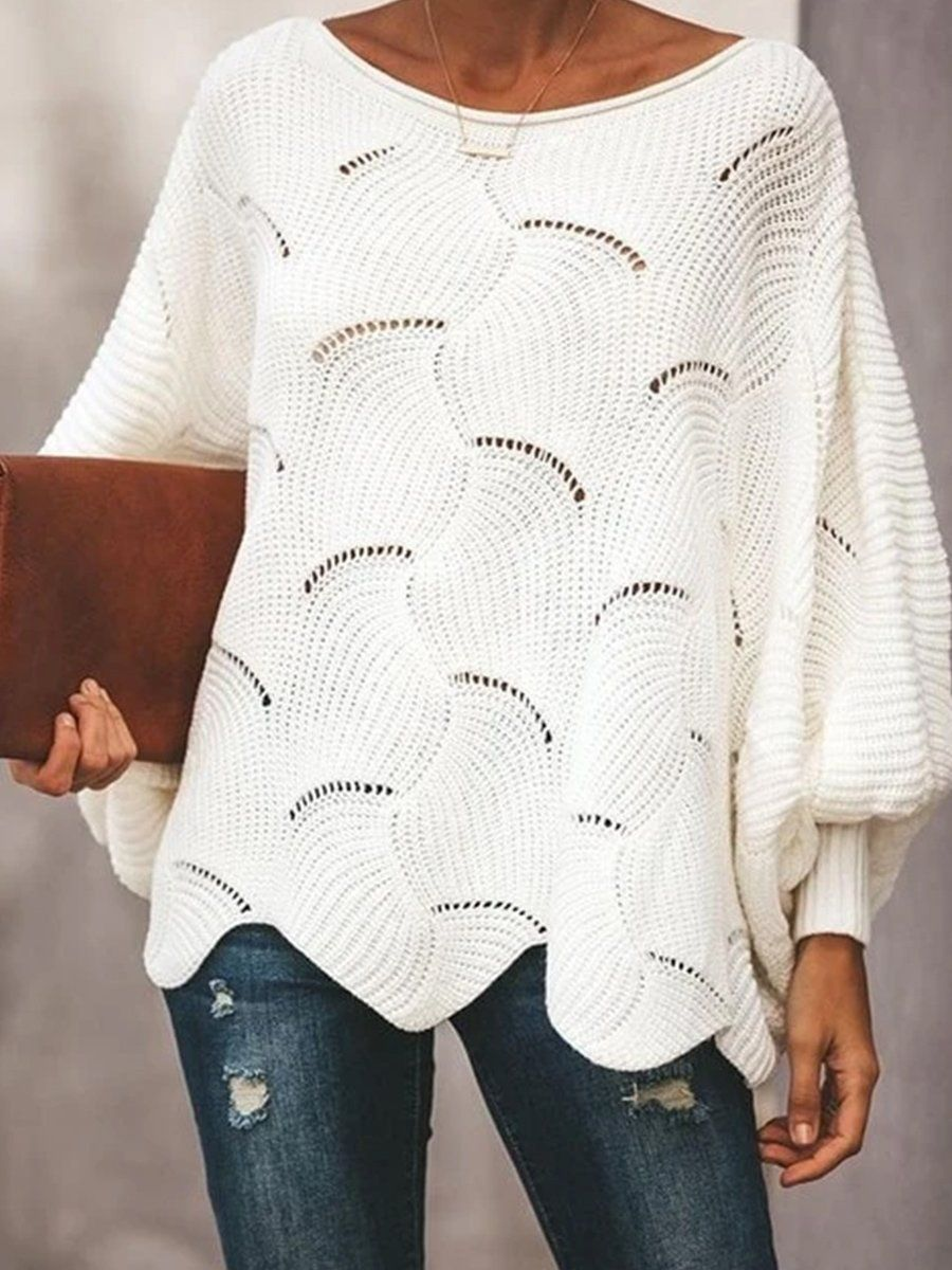 Details:   Sleeve Type: Long Sleeve Material: Polyester Neckline: Crew Neck Occasion: Holiday, Daytime, Going out, Daily, Casual Style: Casual Theme: Spring