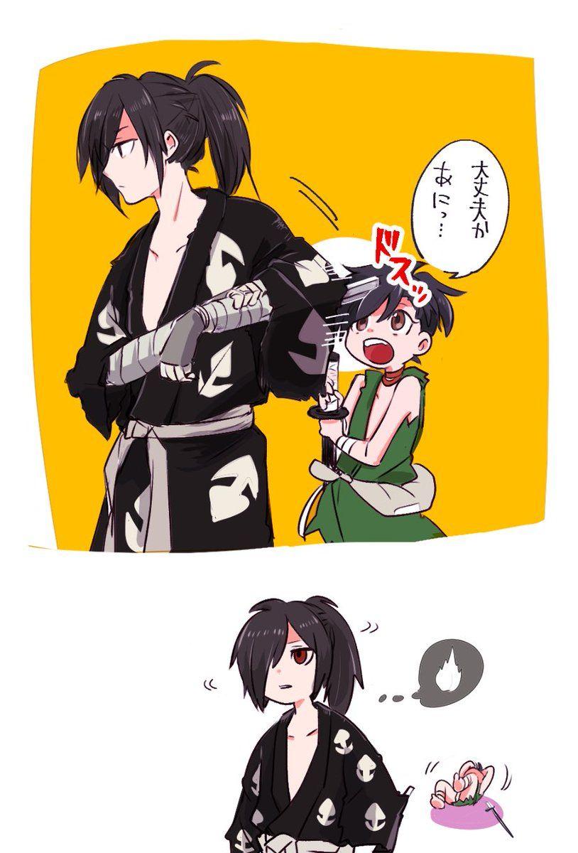ทวีตสื่อโดย ごろり (khfnnug) ทวิตเตอร์ Manga anime