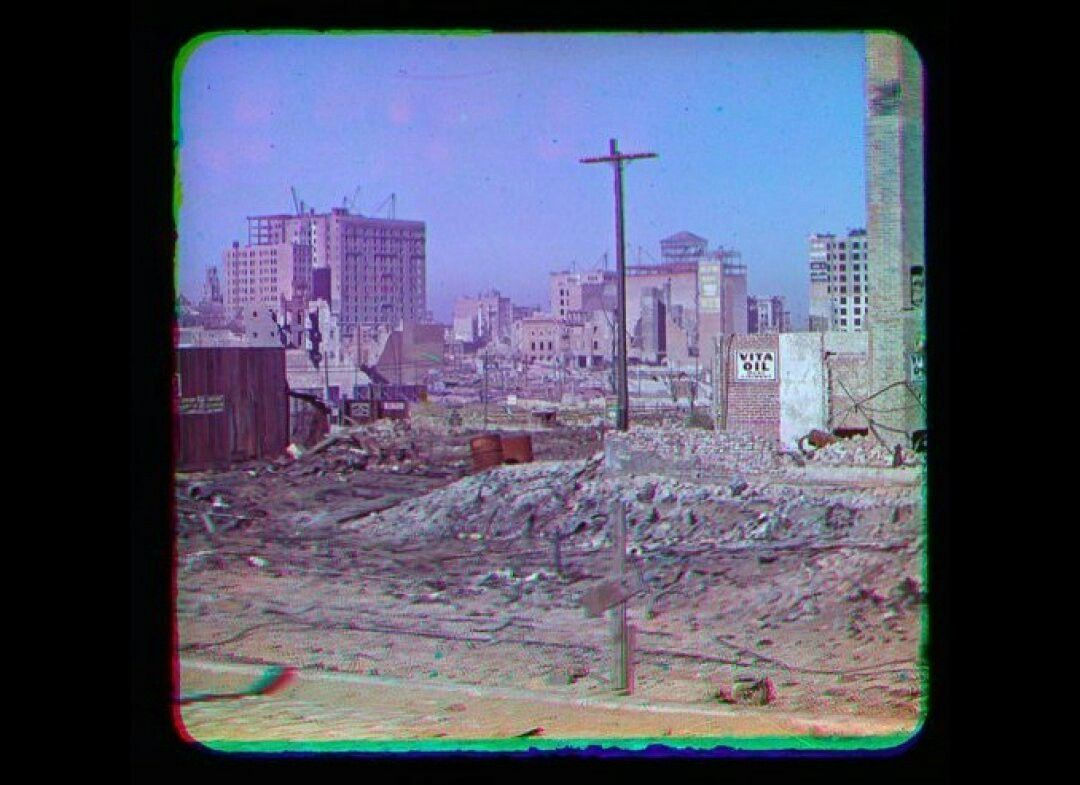 Pin by Neil on old pictures San francisco earthquake