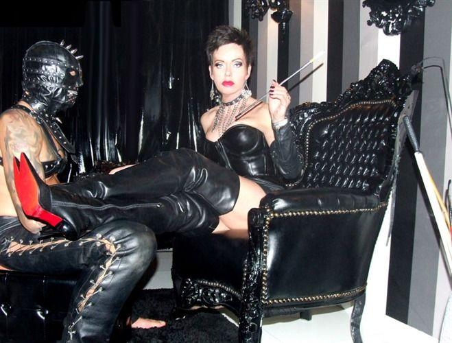 Smoking Mistress Femdom Bdsm Sex Photo