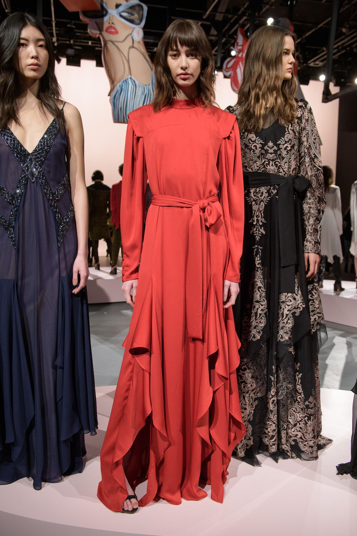 Dress style fall 2018 bcbg