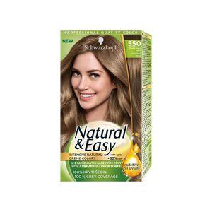 Schwarzkopf Natural Easy 550 Satin Dark Blonde Hair Color Peppery Spot Dark Blonde Hair Color Dark Blonde Hair Blonde Hair Color