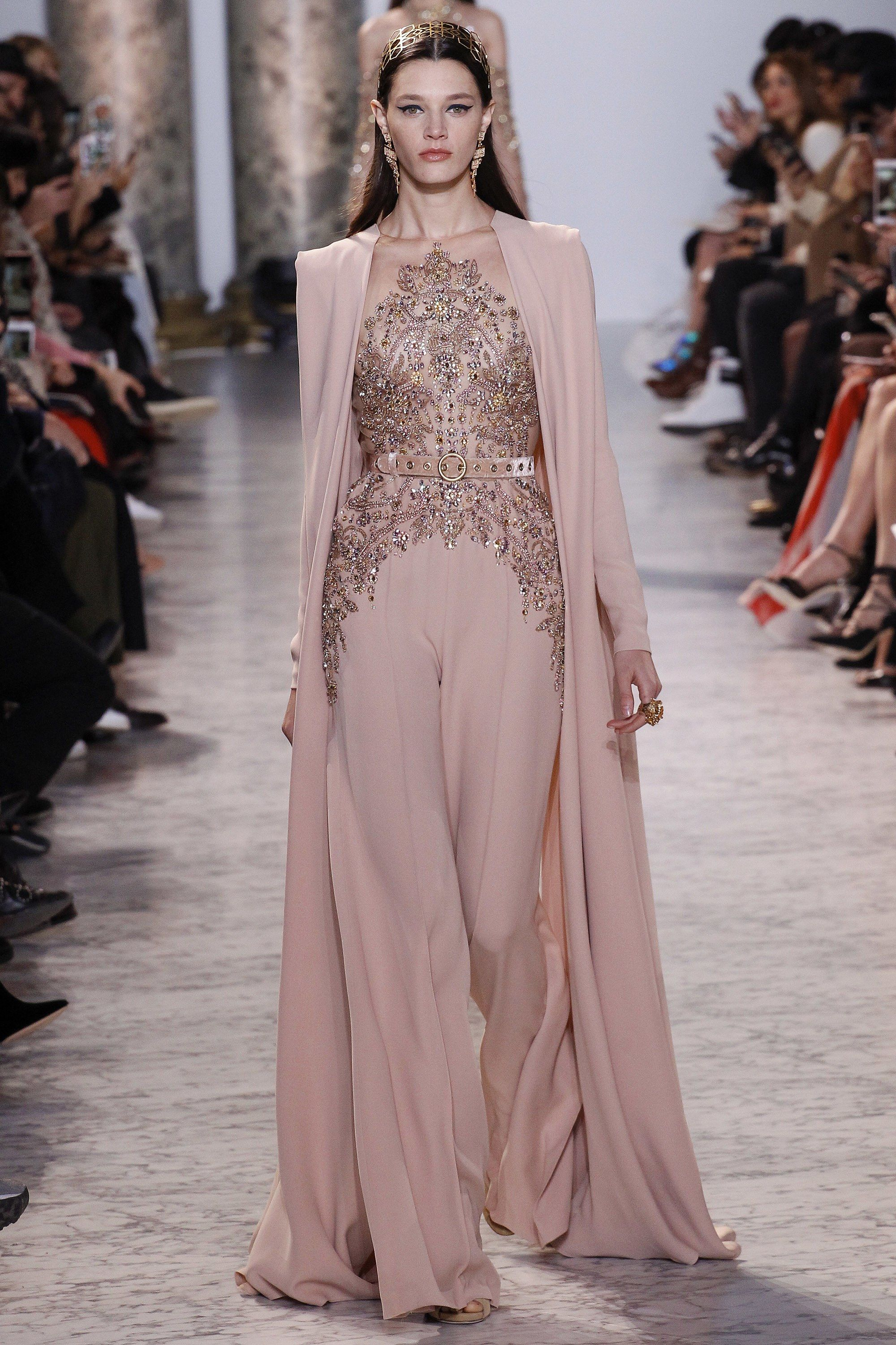 Elie saab spring 2017 couture fashion show elie saab for Couture clothing