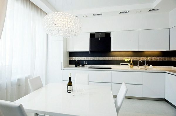 30 Pendelleuchten fürs Esszimmer, welche einen doppelten Zweck als - led panel küche