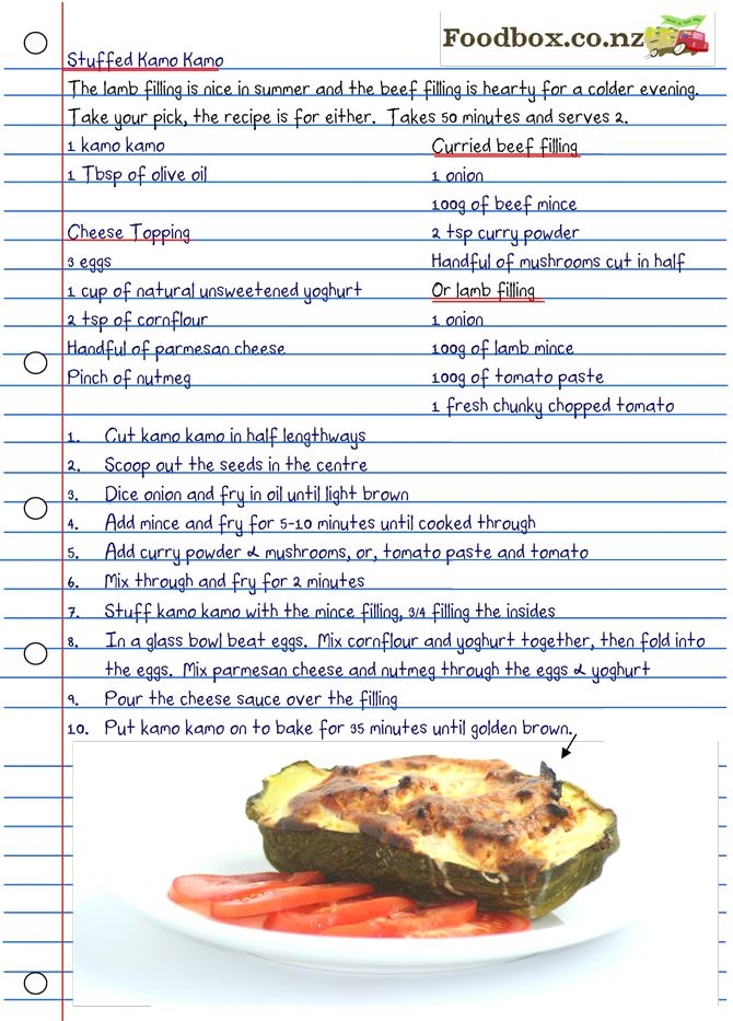 kamo kamo is such a great vegetable here are two recipe ideas that