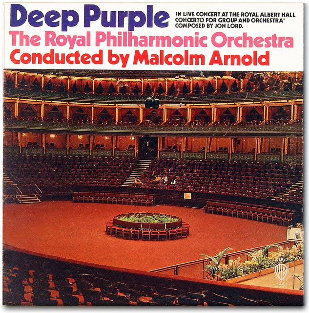 Deep Purple - Concerto for Group and Orchestra [1969].