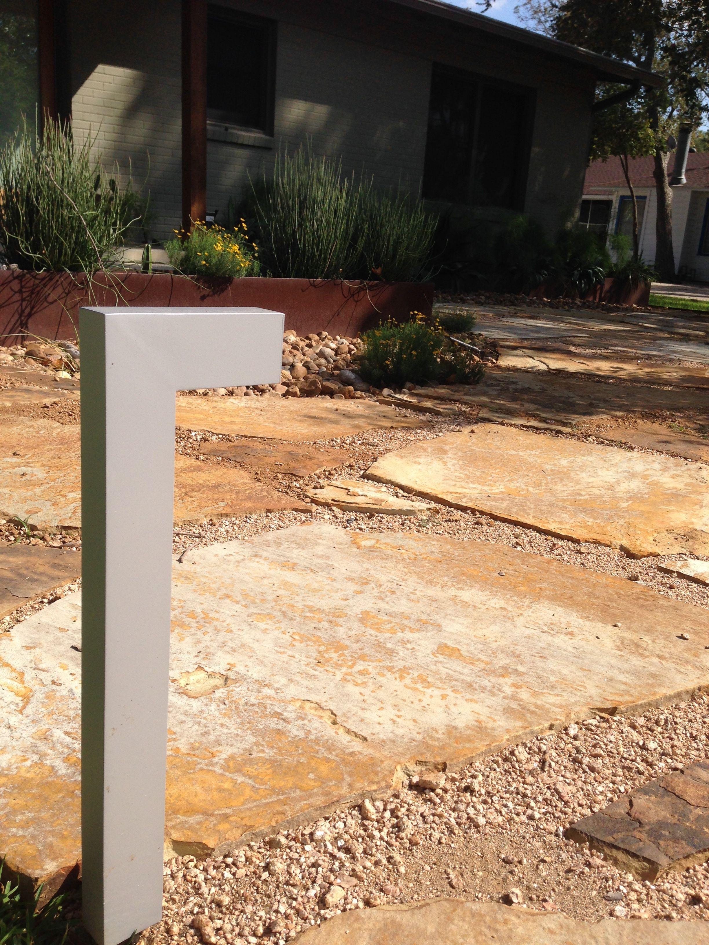 Installation Leveridge Landscape Design Austin Texas