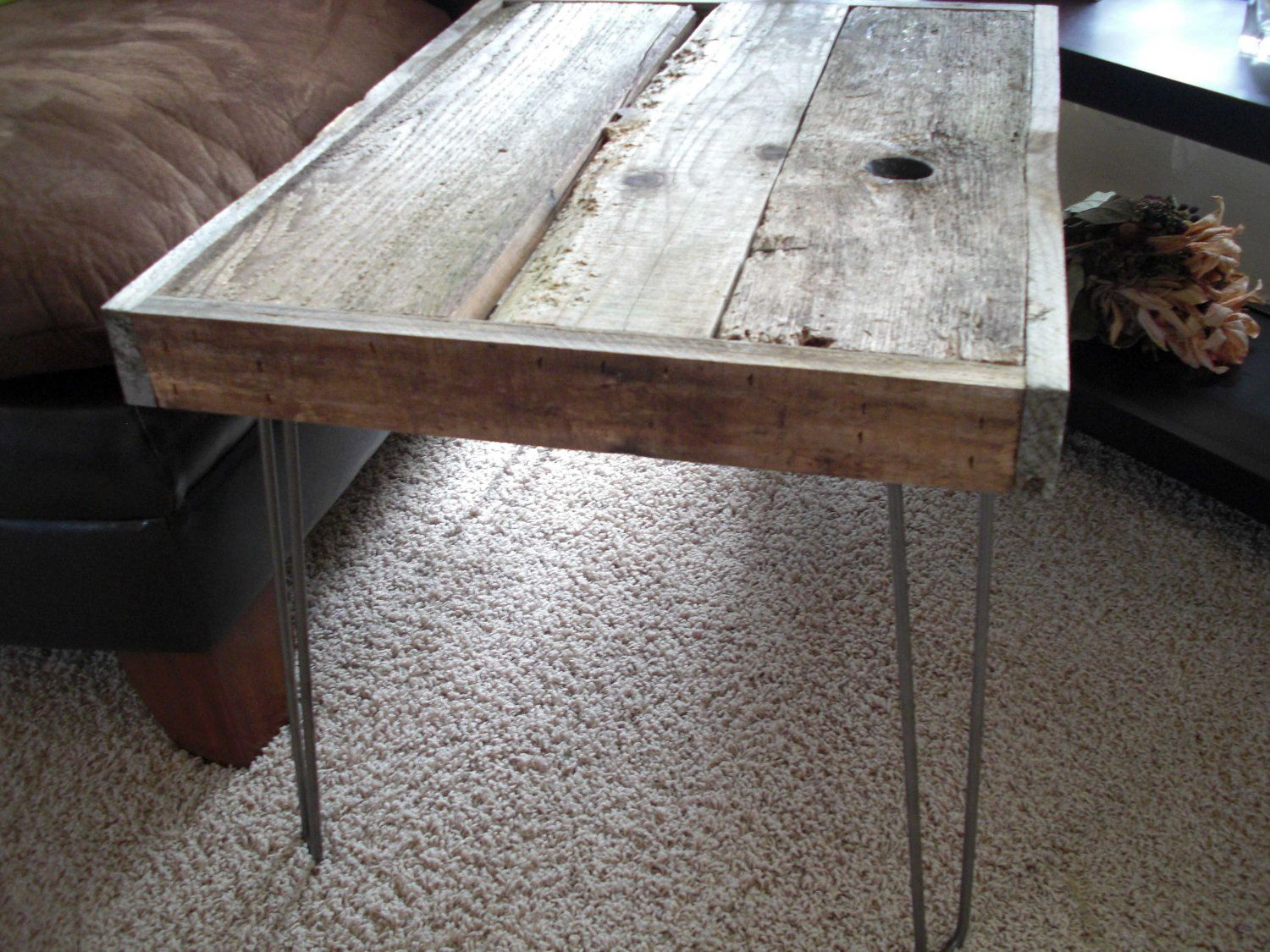 Industrial Wood Furniture Follow Us On Instagram vincentandbarn