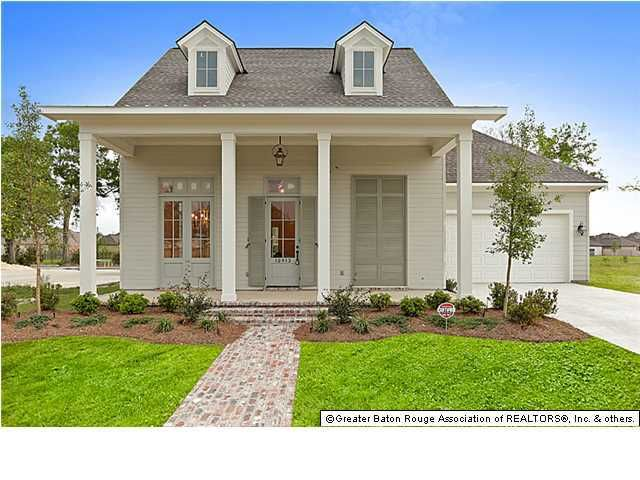 The Baton Rouge darling is just missing a front porch swing on the ...