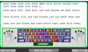 Free Typing Lessons For Kids And Adults Typing Lessons Lessons For Kids Free Typing