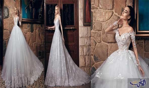 طوني شعيا يعرض فساتين زفاف 2017 بإطلالات أميرية فاخرة Dresses Wedding Dresses Mermaid Wedding Dress