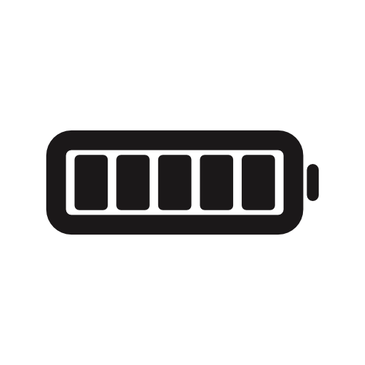 Full Battery Charge Status Interface Symbol Free Vector Icons Designed By Freepik Full Battery Symbols Free Icons