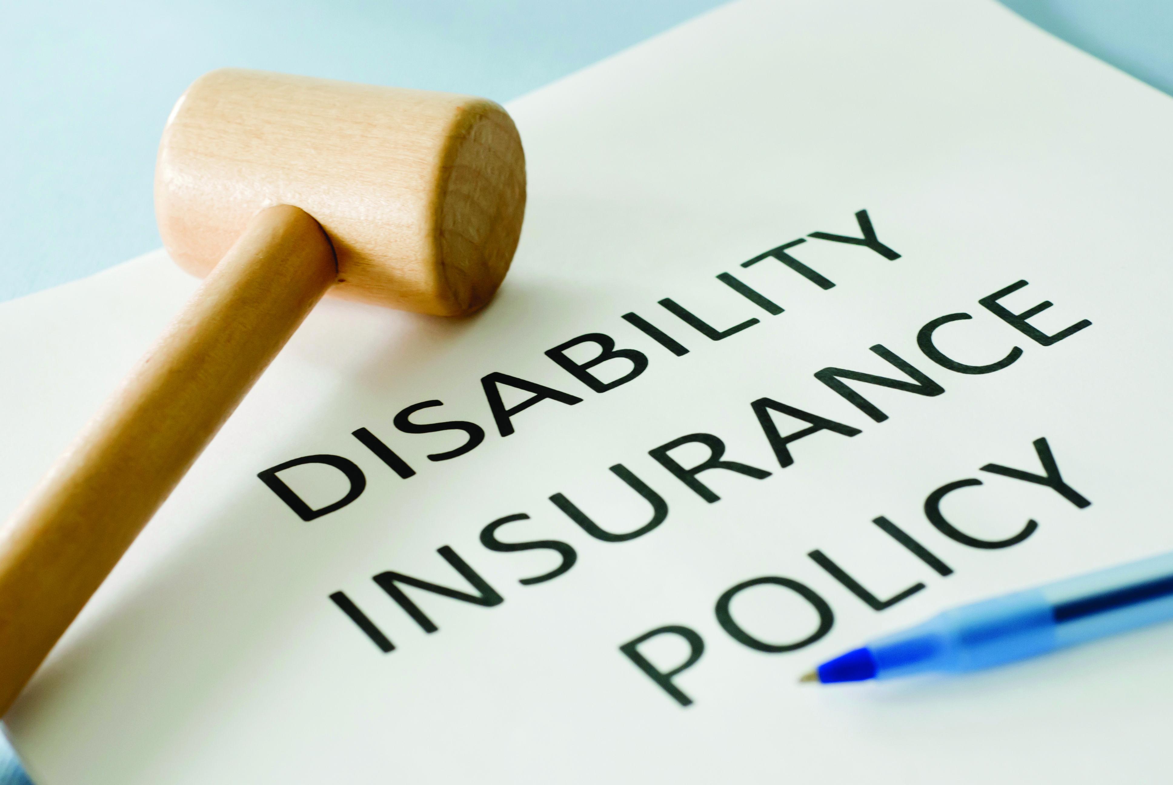dental disability insurance definition