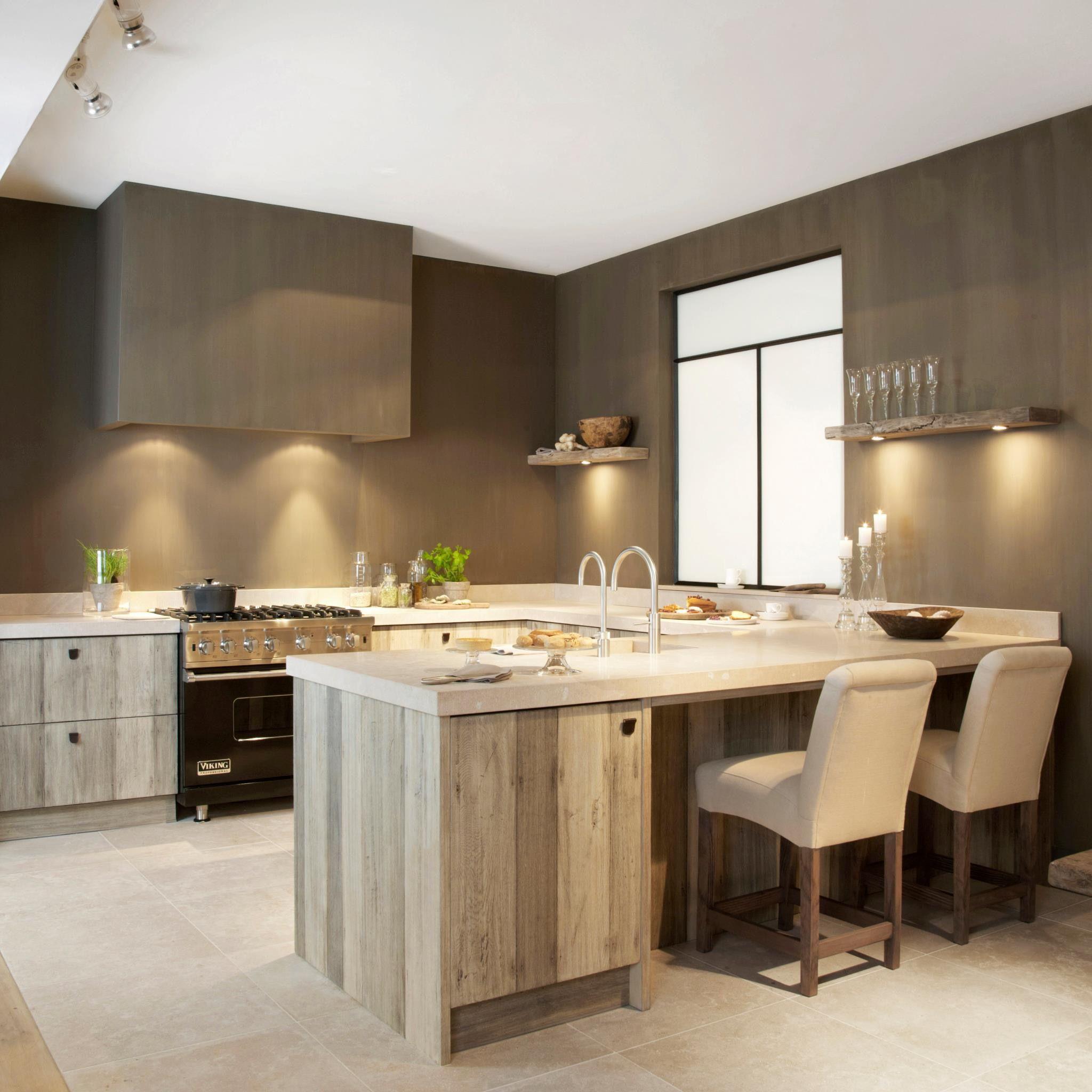 Pin Van Keren H Op Moderns Kitchens