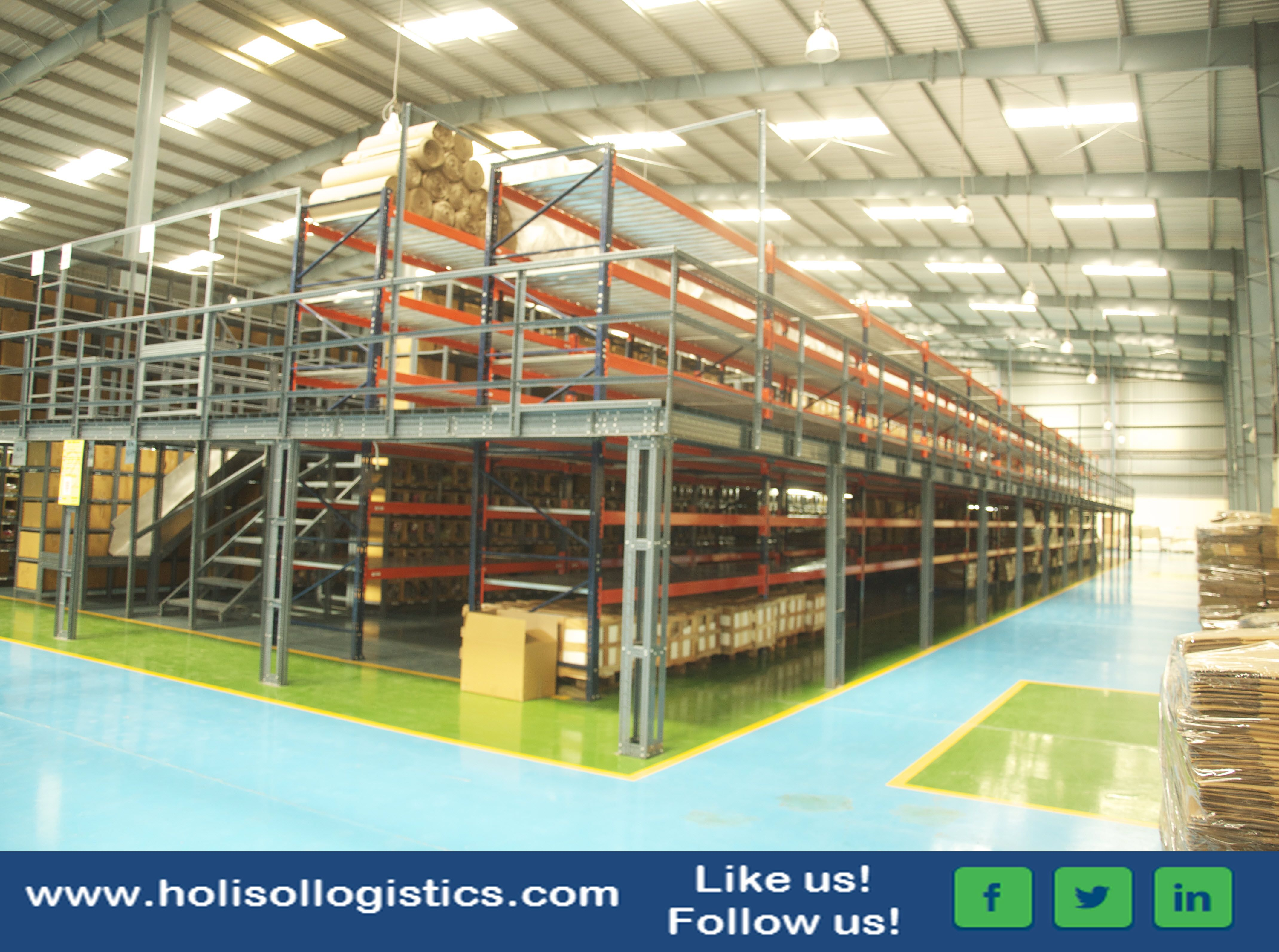 Catwalk Shelving Are Multi Level Storage System That Are Designed