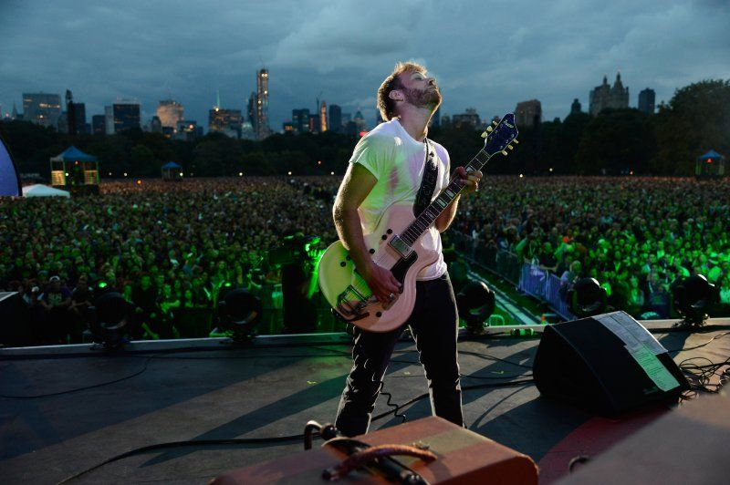 John Legend And The Black Keys Perform At The Global Citizen