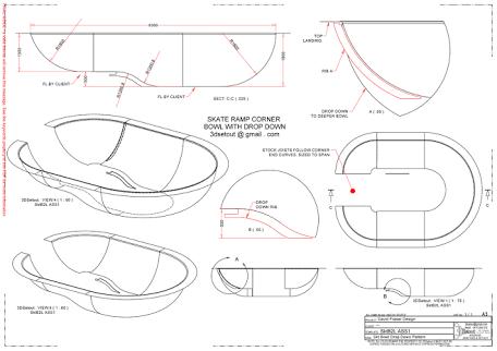 Image result for skate bowl blueprints skating pinterest image result for skate bowl blueprints malvernweather Images