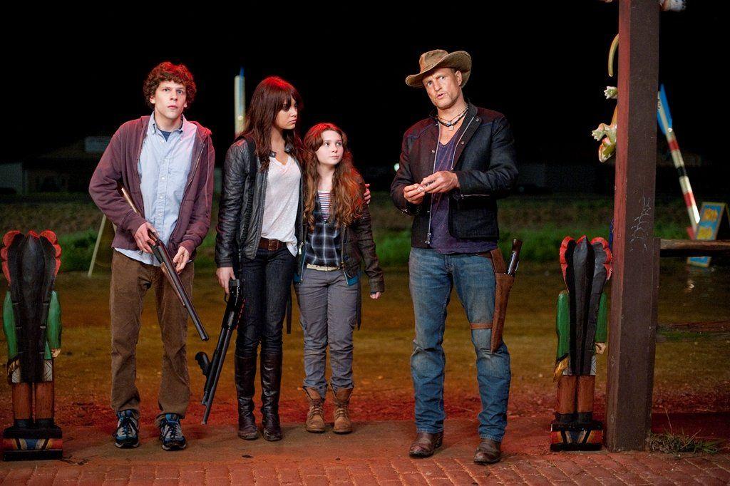 《屍樂園》續集總算現身,Sony Pictures 終於擺平劇本問題 - http://chinese.vr-zone.com/129815/zombieland-2-from-sony-picture-will-start-taking-soon-10022014/