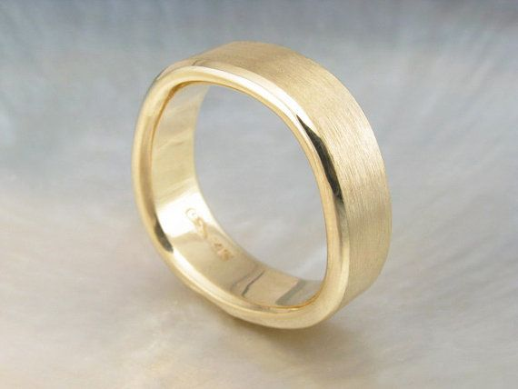 wedding gold fingerprint rings mens his square soft custom rose set matching band white ring ladies her portfolio