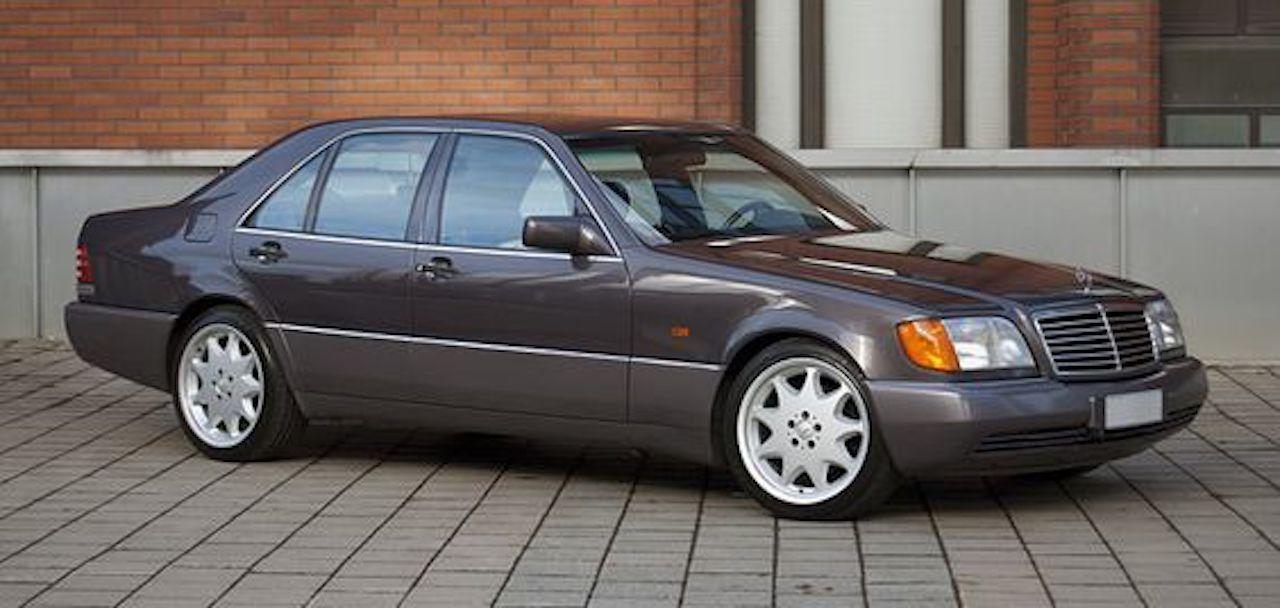 1992 Mercedes Benz 300se W140 Mersedes Bens Mersedes Amg