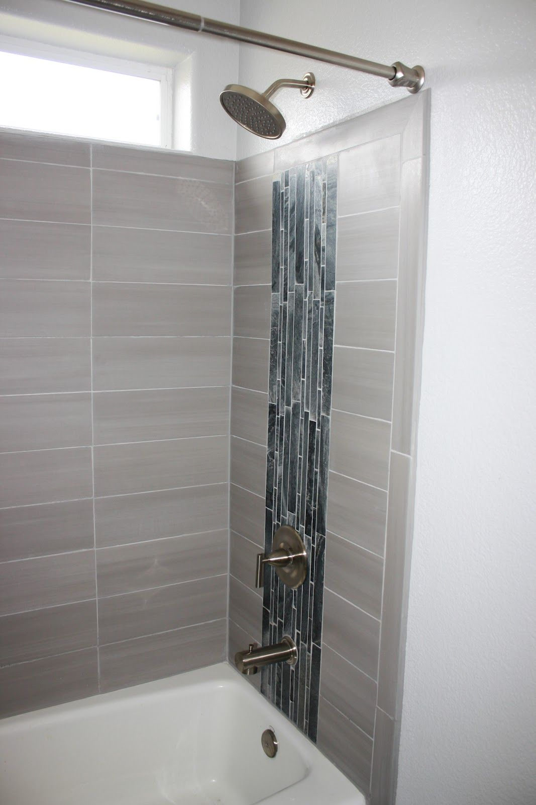 porcelain tile bathroom gray qdefTNzW | Home Sweet Home ...