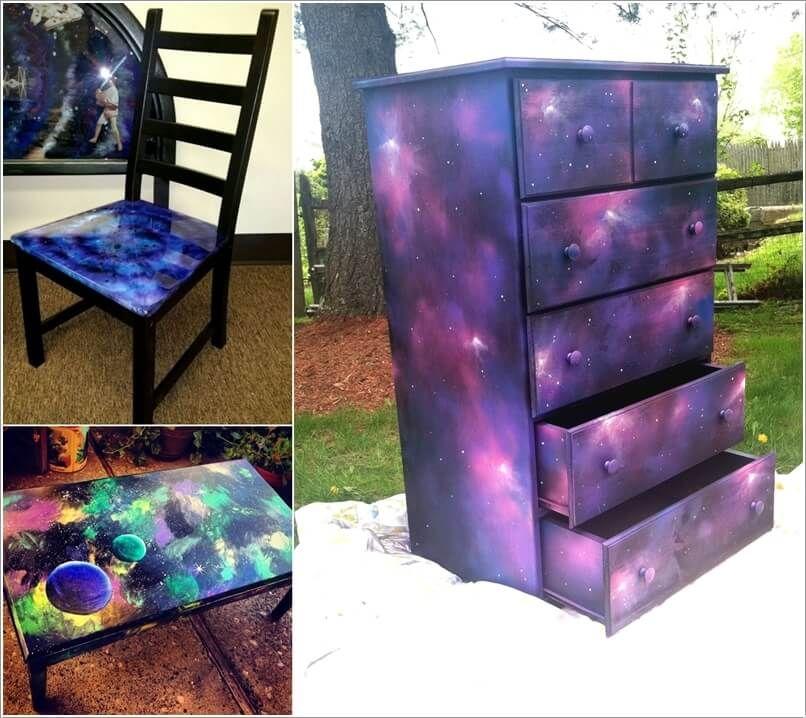 15 Stunning Diy Galaxy Inspired Decor Ideas Galaxy Decor Diy Galaxy Galaxy Bedroom